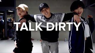 download lagu Talk Dirty - Jason Derulo / Junsun Yoo Choreography gratis