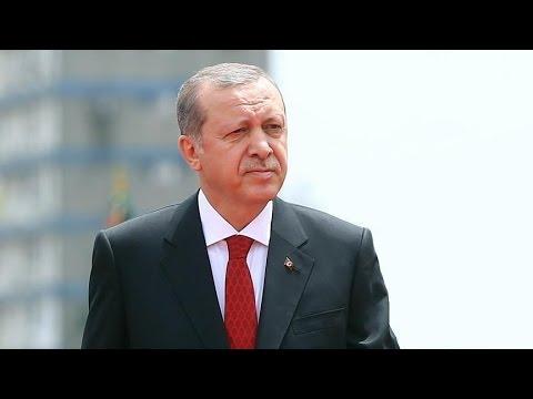 Cumhurbaşkanı Erdoğan Zonguldak'ta toplu açılış töreninde konuşuyor