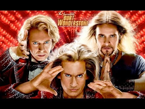 The Incredible Burt Wonderstone - Movie Review by Chris Stuckmann