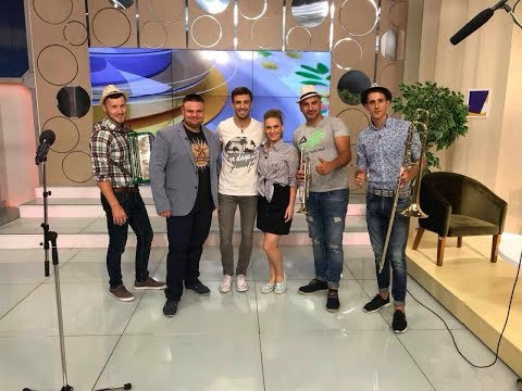 """Группа  """"Парусник"""" преподносит сюрприз каналу СТС"""