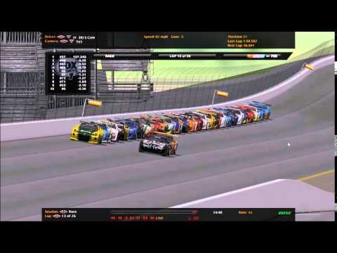 S3 ISCRA Monster Energy SuperSpeedway series race 4 at Coca Cola