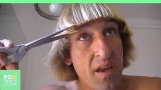 Quando você quer economizar no cabeleireiro | Positivo