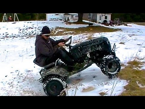 Fun Little Snow Romp