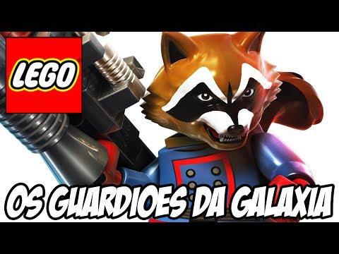 Lego Marvel Super Heroes - Os Guardiões da Galaxia