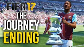FIFA 17 THE JOURNEY Gameplay Walkthrough ENDING - FA CUP FINAL (West Ham) #Fifa17