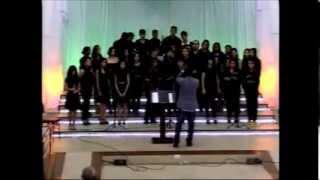 PIBNI - Culto de Natal e Coral Jovem PIBNI 25/12/2013