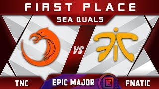 TNC vs Fnatic [EPIC] TOP 1 EPICENTER Major 2019 SEA Highlights Dota 2