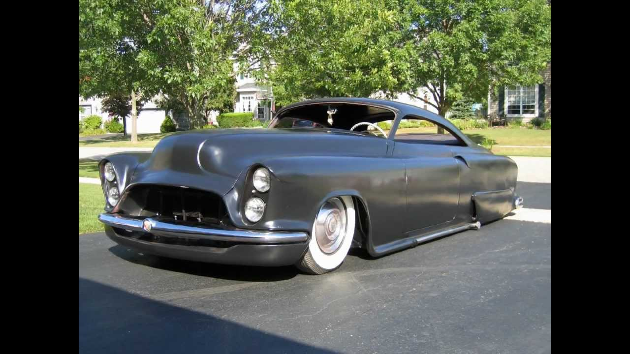 53 Buick Dead Sled Youtube