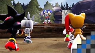 [SFM] The Hedgehog King | Sonic Short