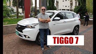 Tiggo7 - Primeiras Impressões do Emilio Camanzi