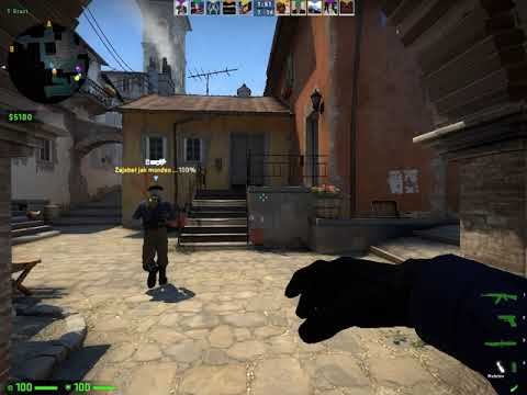 NADE TRICK !!!!Counter strike Global Offensive