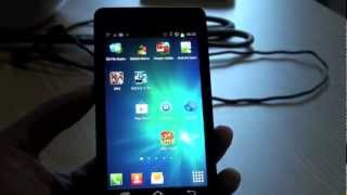 Samsung Galaxy S3 Hands On [VN] with english Subs