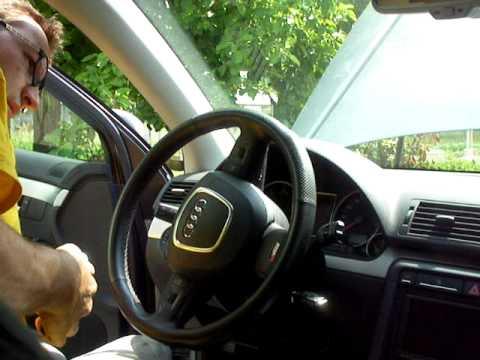 D 233 Montage Airbag Audi A4 B7 Et Autres Youtube