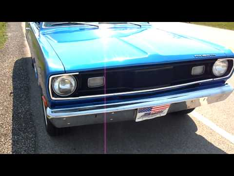 1972 Plymouth Duster 340 For Sale--American Muscle Cars Palatine