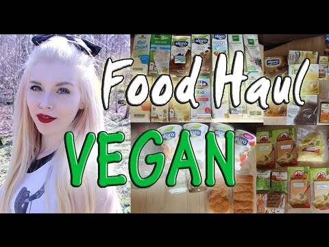 Ira Vampira | VEGAN - Food Haul #1