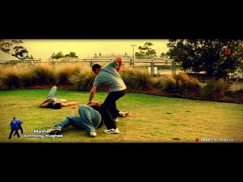 Master Anthony Hughes Freestyle Hapkido Katoomba Springwood 2013