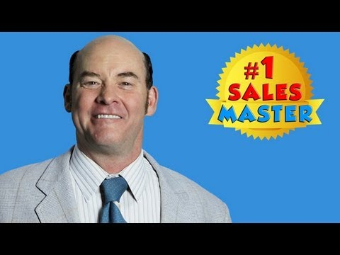 Art of the Cold Call - Full on Koechner - YouTube Comedy Week Music Videos