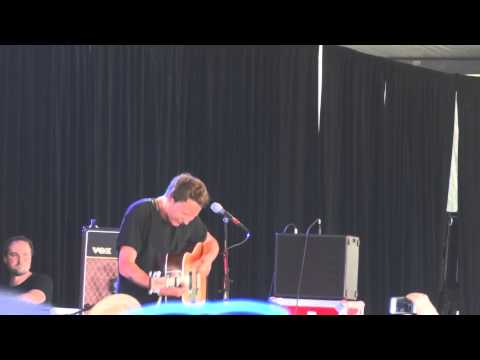 Ben Howard - Old Pine - Live at Bonnaroo 2012, That Tent, Manchester, TN-6/8/12