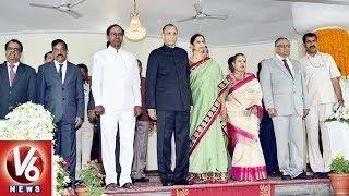 Governor Narasimhan Hosts At Home Tea Party In Raj Bhavan | 72nd Independence Day