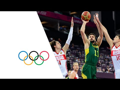 Basketball Men's Quarterfinals - Russian Fed. v Lithuania Full Replay - London 2012 Olympic Games