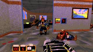 Duke Nukem 3D - EP4L1 - It