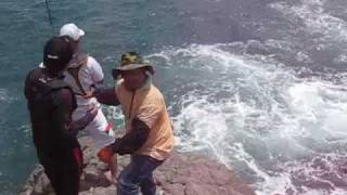 SHORE JIGGING TAIWAN -東岸師流 竹梭
