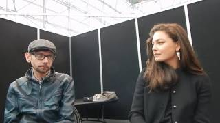 DJ Qualls and Alexa Davalos talk The Man in the High Castle @ NYCC