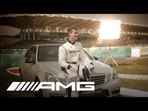 Making of the E 63 AMG Photo Shoot - Malaysia