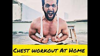 CHEST WORKOUT - Home workout Series | Shakahari Fitness  #fatloss #wajan #weightloss #vegetarian