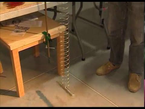 19-02-2010. Ciencia en Acción XXXI - El experimento de Empédocles. El péndulo de Wiberforce.
