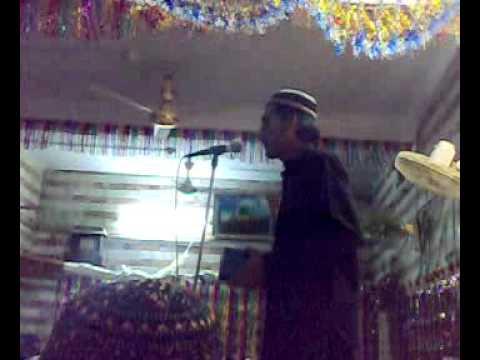 Kyon Aa K Ro Raha Hai Muhammad K Sheher Ma By Salman Memon video