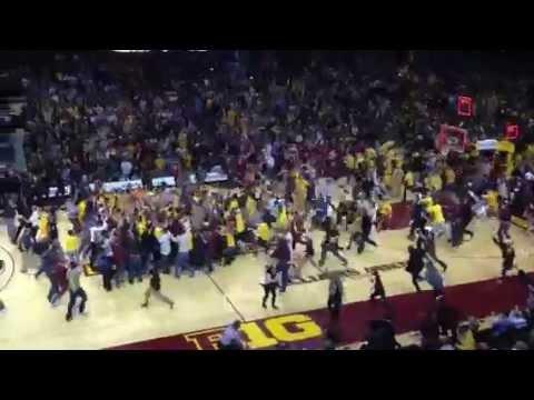 Minnesota Basketball Court Minnesota Gophers Basketball