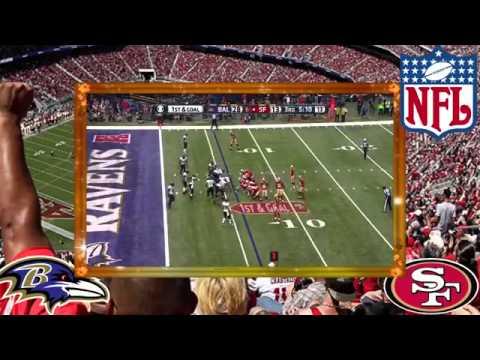 NFL Super Bowl XLVII 2013 - Baltimore Ravens vs San Francisco 49ers