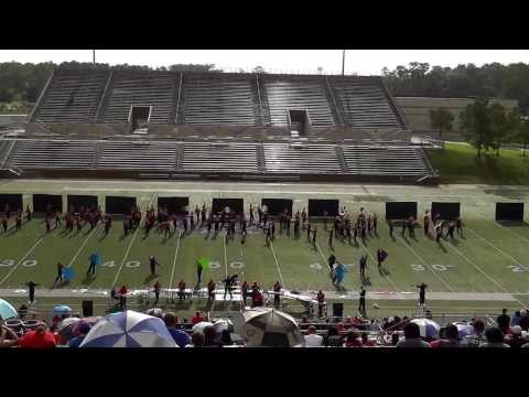 Caney Creek High School Band 2013 - GPISD Marching Festival