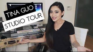Tina Guo Studio Tour 2016