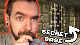 SECRET Underground Stronghold In Minecraft? - Part 24
