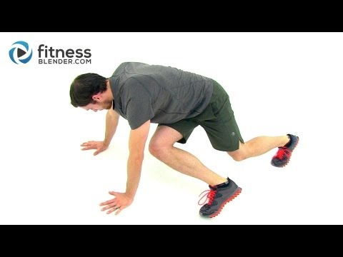 Comprehensive Total Body HIIT Cardio and Core Workout