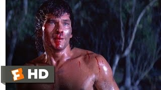 Video clip Road House (8/11) Movie CLIP - The Old-Fashioned Way (1989) HD