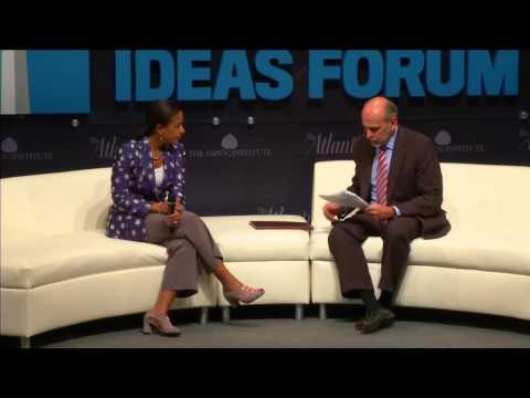 White House National Security Advisor Susan Rice