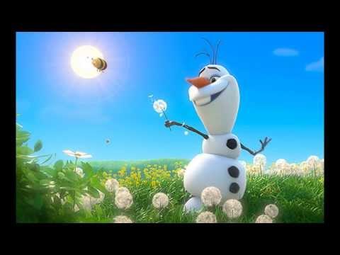Frozen - Olaf - Verano OST (Español Latino)