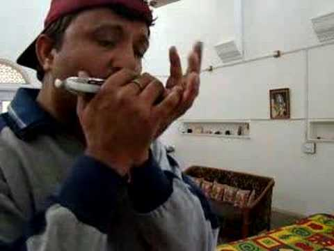 tumko paya hai to jaise khoya hoon AKHILESH  on mouth organ