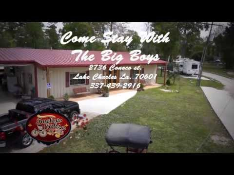 12 Oaks RV Park Lake Charles LA, Louisiana RV Parks, Camp Ground