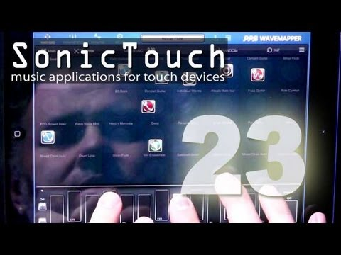 Sonic Touch 23 - Session Interruptus
