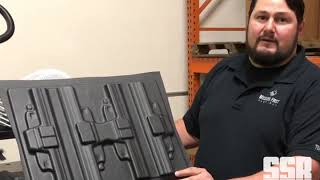 SSR Build: Watch How Mission First Tactical Creates Holsters