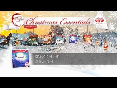 Kingston Trio - Sing We Noel