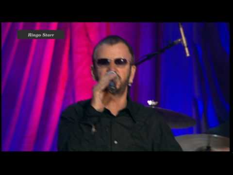 "HQ-Video. Ringo Starr - With A Little Help From My Friends. Im Original von den Beatles auf ihrer LP ""Sgt. Pepper's Lonely Hearts Club Band"" im Jahr 1967 ver..."