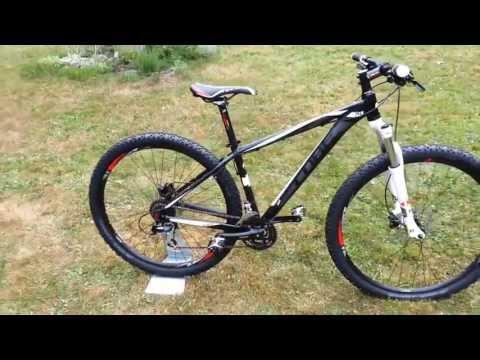 New Cube AIM SL DISC 2014 29er Hardtail Mountainbike in 17