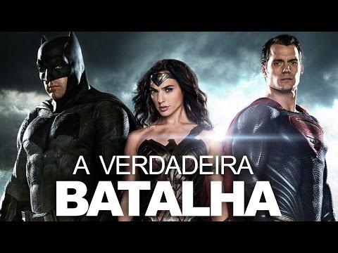 A história de Batman vs Superman em Hollywood | Pipoca e Nanquim #212