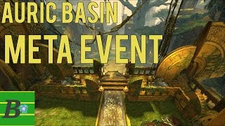 Guild Wars 2 - Auric Basin Meta Event Explained