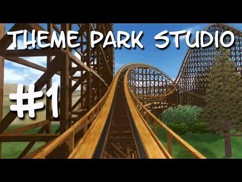 Finbar Plays Theme Park Studio Alpha #1